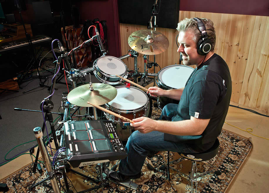 'Drum Book Sessions' Soundbaker Studios WA – 2010