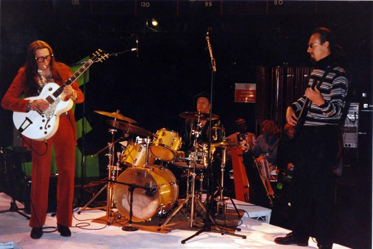 The Fast Show 'Jazz Club' – London 1994
