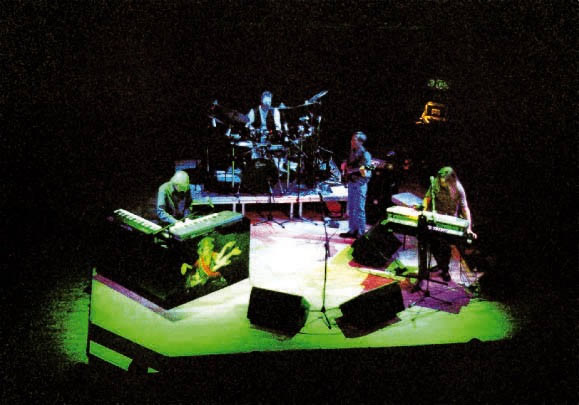Greenslade at The London Astoria – UK Tour 2000