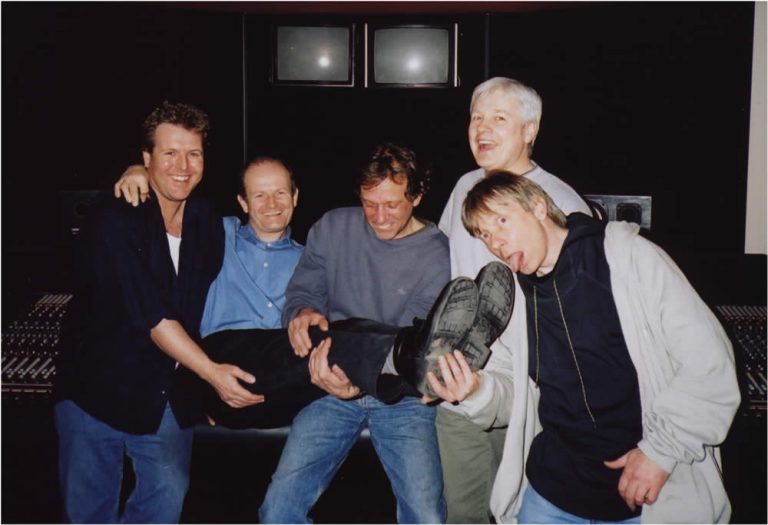 The Philip Pope Session Band – London 2002