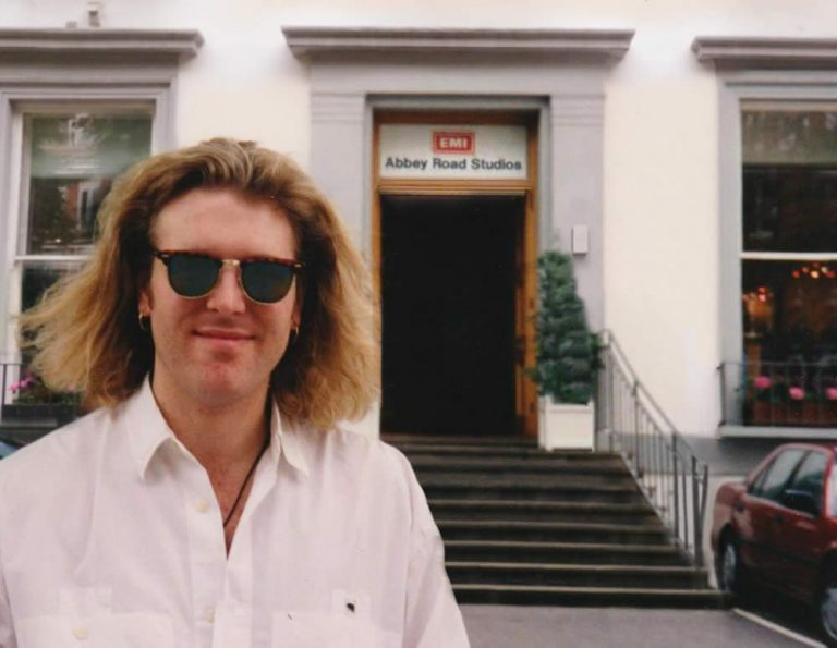 Abbey Road Studios – London 1993