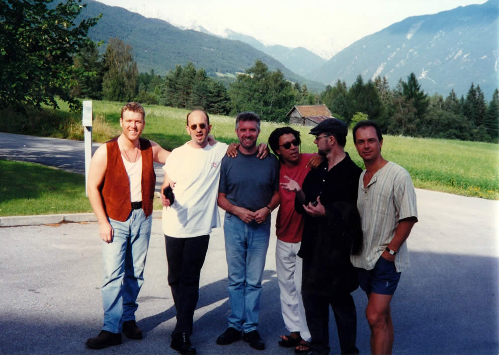 Manfred Mann's Earth Band – Switzerland 1996