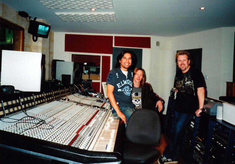 Crank Studios WA, with Roy Martinez and Anthony Cormican – 2006